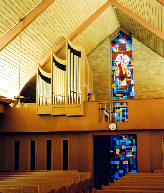 Lexington, St. James Lutheran Church [ad]