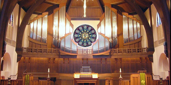 Kerrville / USA, Texas, First Presbyterian Church, 3 Manuale 51 Register, 2006 (opus 1152)