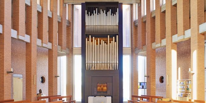 Westerland/Sylt, Kath. Kirche St. Christophorus, II/27, 2009 (opus 1157)