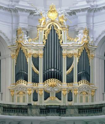 Dresden Hofkirche - Info