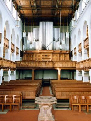 Radebeul Friedenskirche - Info