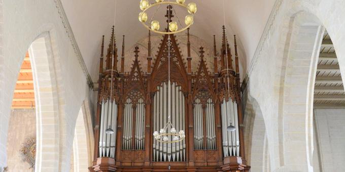 Quedlinburg, Ev.-Luth. Marktkirche St. Benedicti, 3 Manuale 52 Register, E. Röver 1888, Restaurierung 2018-2019
