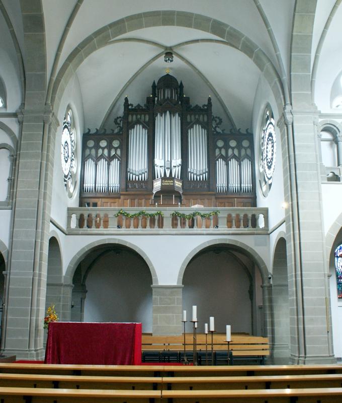 Hünfeld, St. Bonifatiuskloster [ad]